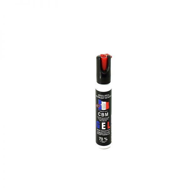 aérosol de défense CBM gel 25 ml