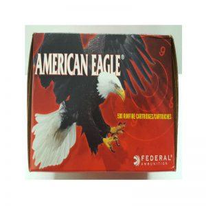 cartouche AMERICAN EAGLE 40 gr cal. 22 LR