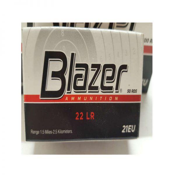 cartouche BLAZER cal. 22 LR