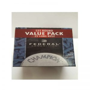 cartouche FERDERAL VALUE PACK 22 LR