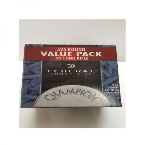 cartouche FERDERAL VALUE PACK 22 LR