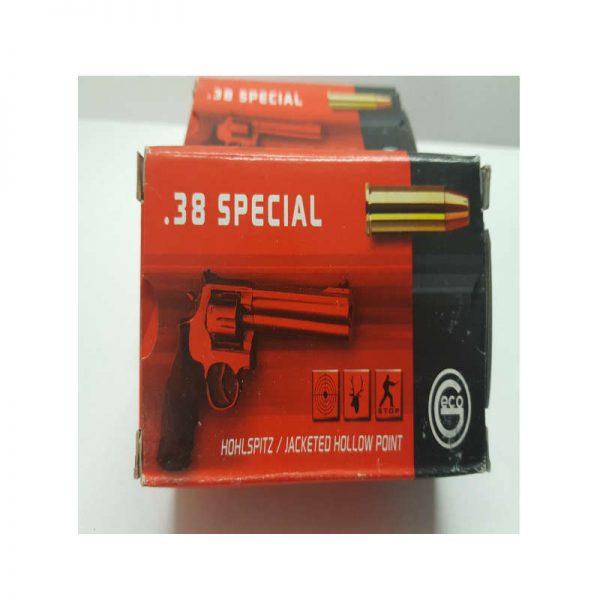 cartouche GECO cal 38 Special