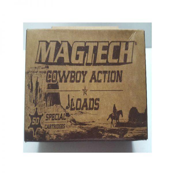 cartouche MAGTECH Cowboy Action cal. 45 LC