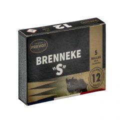 cartouche PREVOT Brenneke cal 12