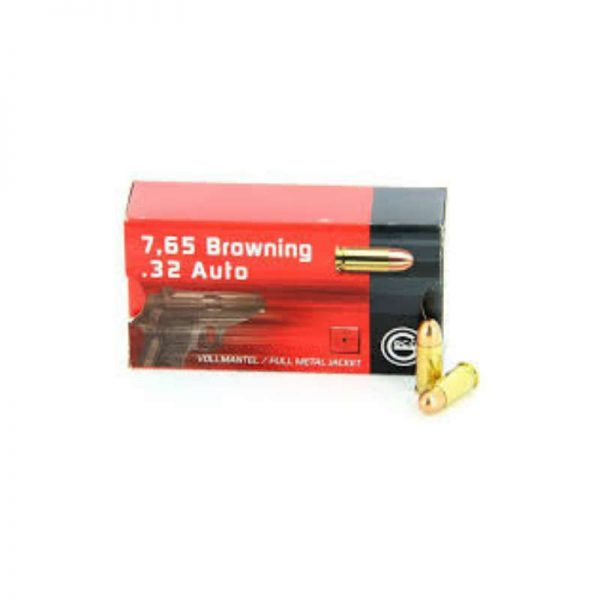 cartouches cal. 7. 65 BROWNING 32 Auto