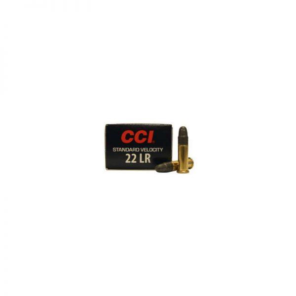 cartouches CCI cal 22 LR standard Velocity