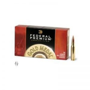 cartouche FEDERAL PREMIUM Cal 300 Win