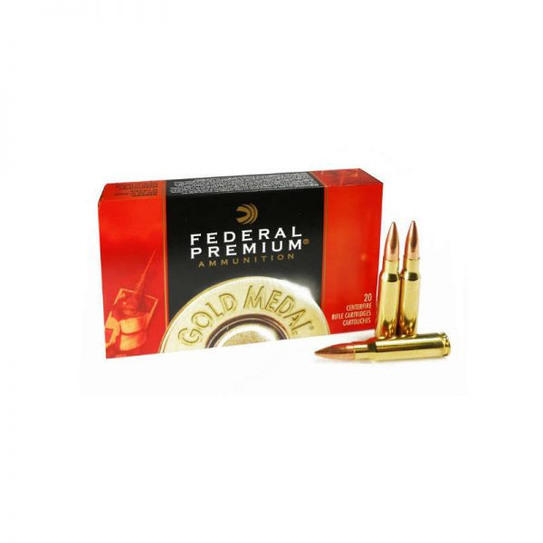 cartouches FEDERAL PREMIUM Cal .308 Win