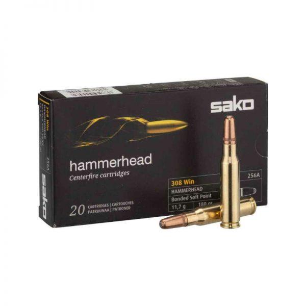 cartouche SAKO hammerhead cal 308 Win