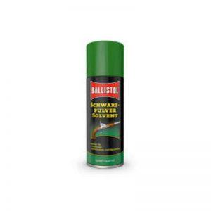 entretien BALLISTOL solvent poudre noire