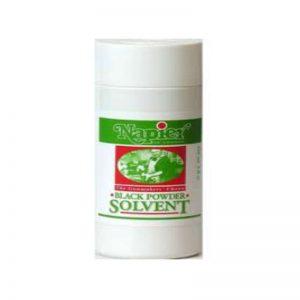 entretien solvent NAPIER black powder