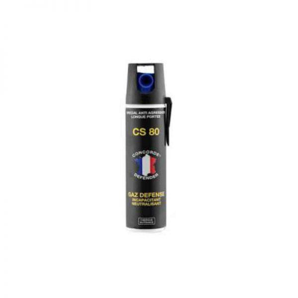 gaz défense CS 80 75 ml