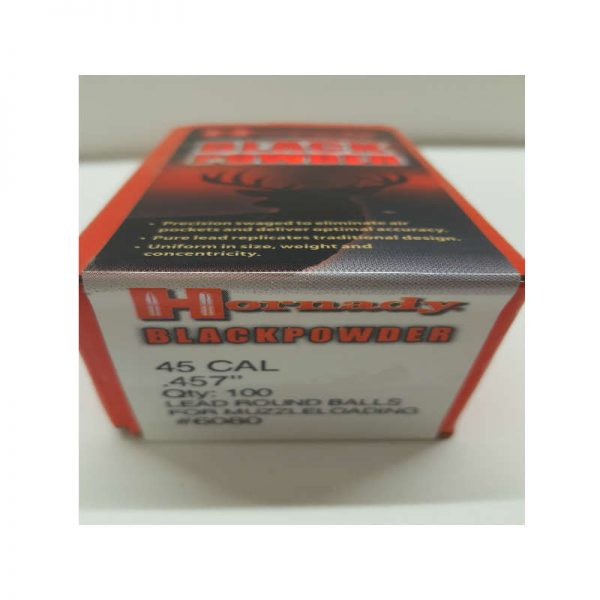 ogive HORNADY 45 CAL BLACK POWDER