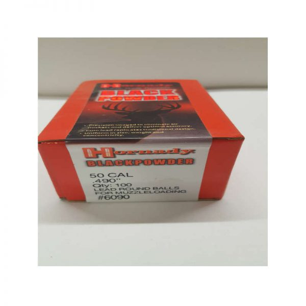 ogive HORNADY 50 CAL BLACK POWDER