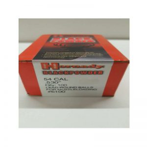 ogive HORNADY 54 CAL BLACK POWDER