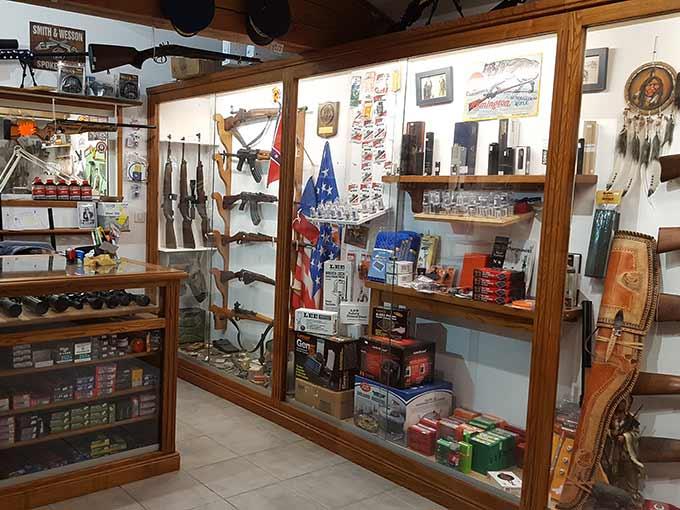 Armurerie Villeminot - fusils et carabines